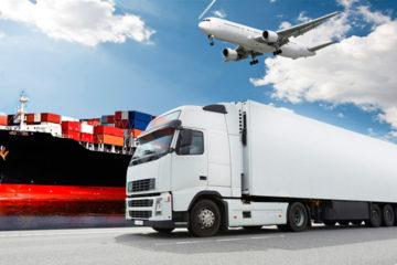 Agencia de transporte de Carga Internacional