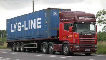 El sector del transporte reduce sus emisiones de CO²
