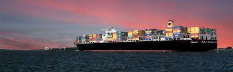 Transporte de Carga Marítimo Internacional
