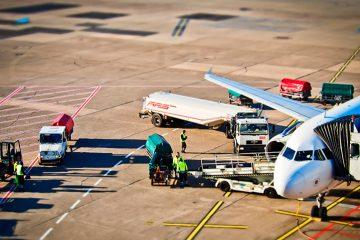 Transporte de Carga Aéreo Internacional